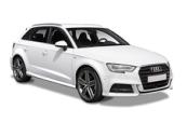Audi A3 weiß