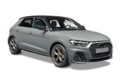 Audi A1 grau
