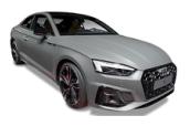 Audi A5 grau