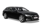Audi A6 Avant schwarz