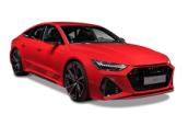 Audi A7 rot