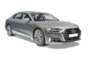 Audi A8 silber