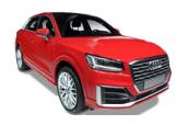 Audi Q2 rot