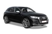 Audi Q5 schwarz