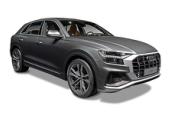 Audi Q8 grau