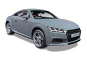 Audi TT grau