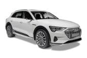 Audi e-tron weiß