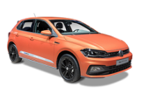 Volkswagen Polo Neuwagen orange