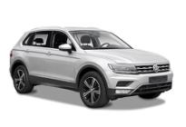 Volkswagen Tiguan Neuwagen silber
