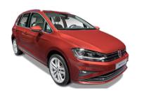 Volkswagen Golf Sportsvan Neuwagen rot