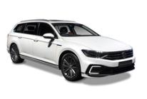Volkswagen Passat Variant weiß