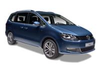 Volkswagen Sharan Neuwagen blau