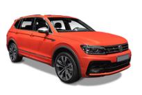 Volkswagen Tiguan Allspace Neuwagen rot
