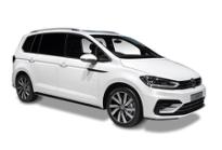 Volkswagen Touran Neuwagen weiß
