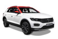 Volkswagen T-Roc Neuwagen weiß rot