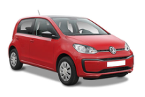 Volkswagen up! Neuwagen rot