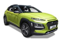 Hyundai Kona Neuwagen acid yellow