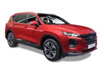 Hyundai Santa Fe Neuwagen rot