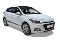 Hyundai i20 Neuwagen weiß