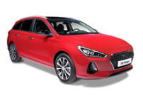 Hyundai i30 Neuwagen rot